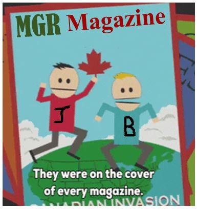 Ep. 19 – MGR Magazine